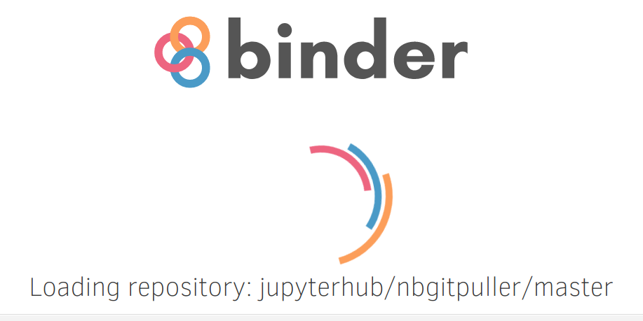 Distributing materials to users with nbgitpuller — The