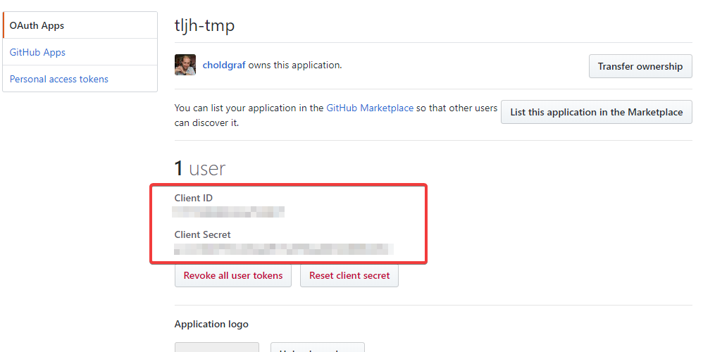 Authenticate using GitHub Usernames — The Littlest