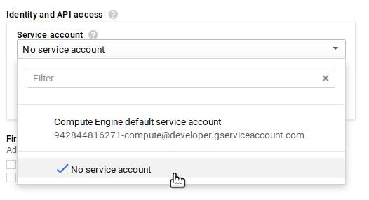 Installing on Google Cloud — The Littlest JupyterHub v0 1